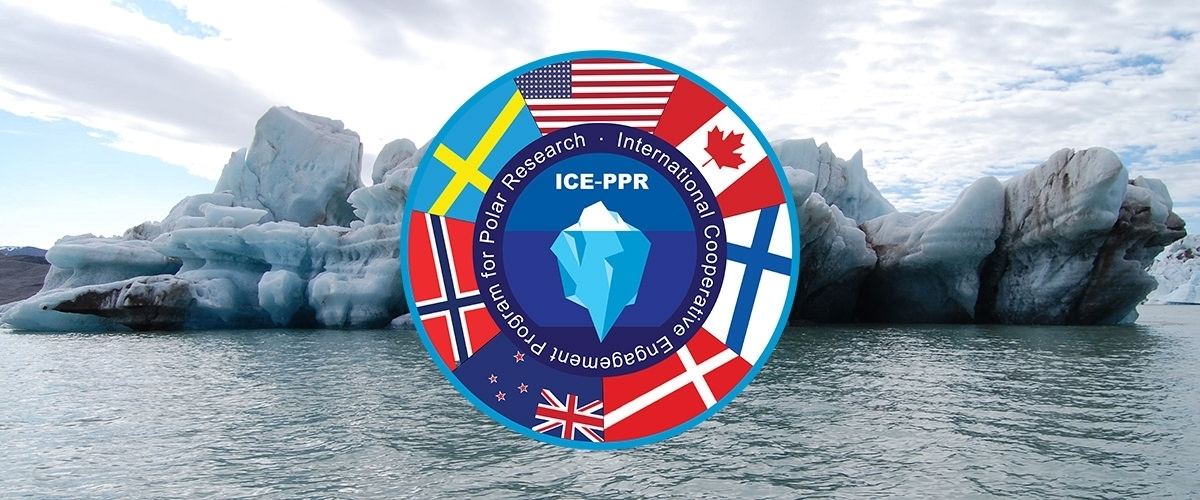 International Cooperative Engagement Program for Polar Research (ICE-PPR) Self-Forming Team